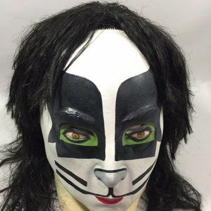 Other - Vintage Rare Peter Criss Kiss Army Band RubberMask